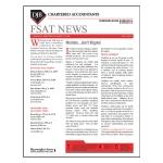 FSAT News: Fall 2014