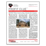 Profit Clue: Fall 2015