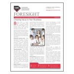 Foresight – Spring 2016