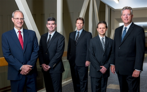 Financial Services Advisory Team