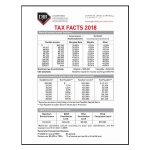 Tax Facts Card – 2018