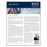 IAIC In Focus – January 2019