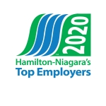 Durward Jones Barkwell & Company LLP was selected as one of Hamilton-Niagara's Top Employers for 2020