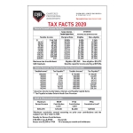 Tax Facts Card – 2020