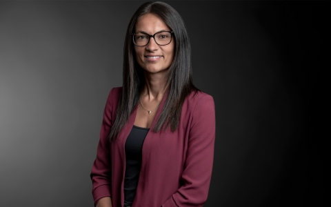 Dragana (Ana) Trajkovic corporate headshot