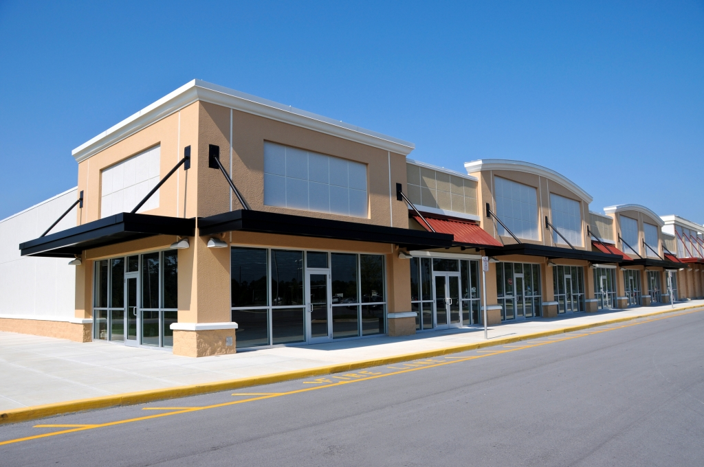 ew Shopping Center with Retail and Office Space available for sale or lease