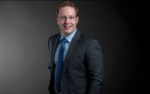 Travis Redding corporate photo