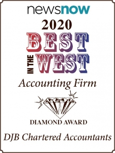 NewsNow Best in the West award for accounting firm