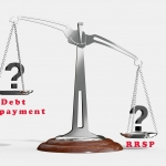RRSP vs Debt Repayment – A Case Study