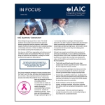 IAIC In Focus – October 2020