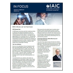 IAIC In Focus – January 2021