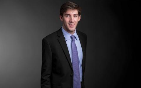 Photo of Assurance Manager Tyler Parkin