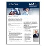 IAIC In Focus – April 2021