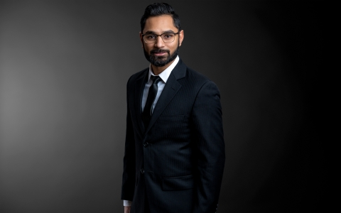 professional photo of Neil Patel Tax Manager