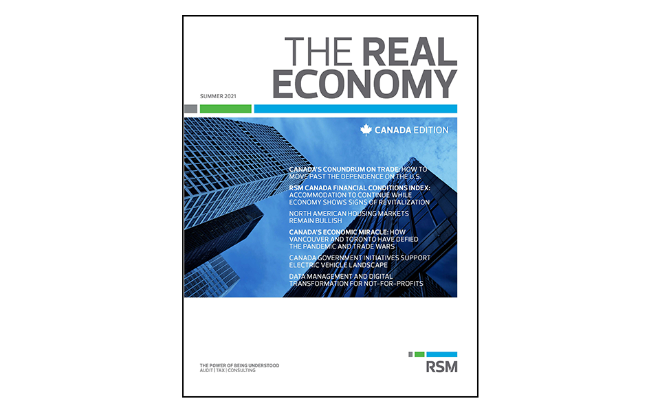 Cover of The Real Economy Volume 10